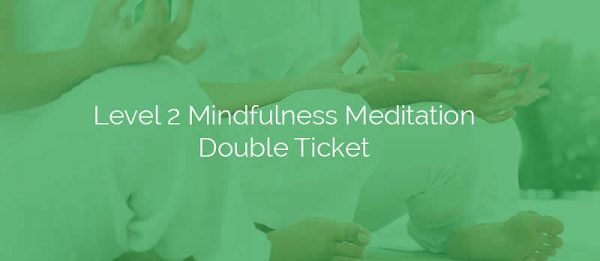 Level 2 Mindfulness Mediation Double